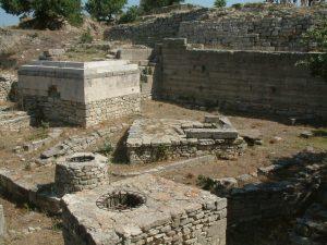Руины Трои. Фото: Википедия.