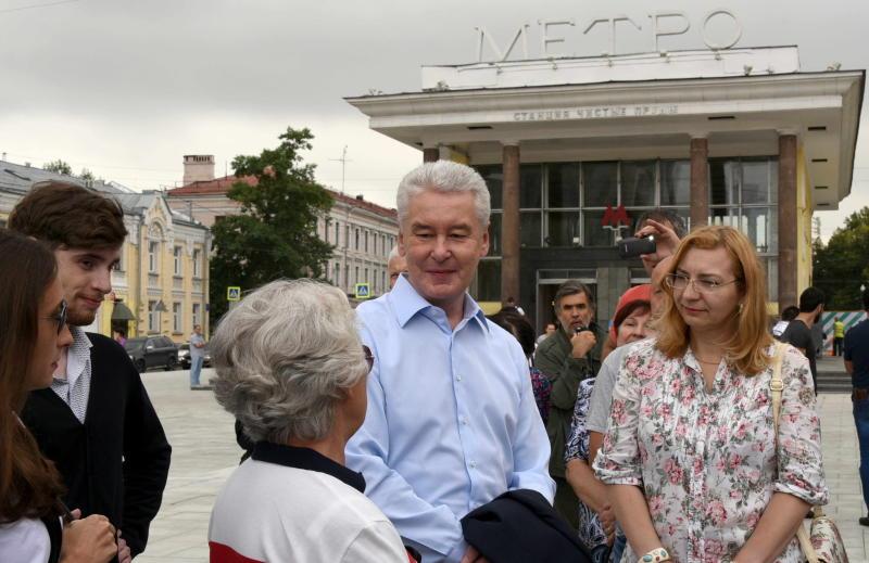 Собянин: На месте опасного самостроя появятся городские площадки