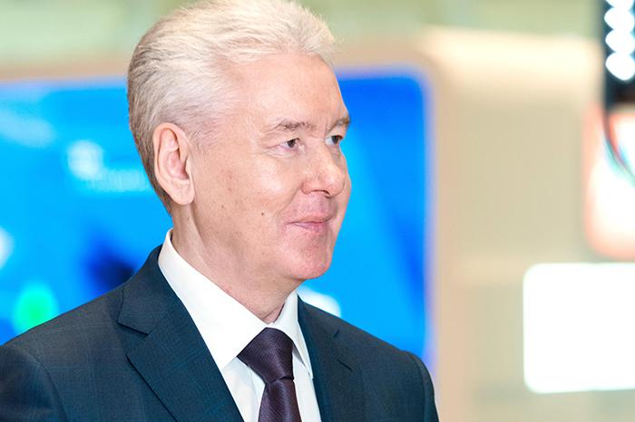 Сергей Собянин поздравил десантников ВДВ с профессиональным праздником