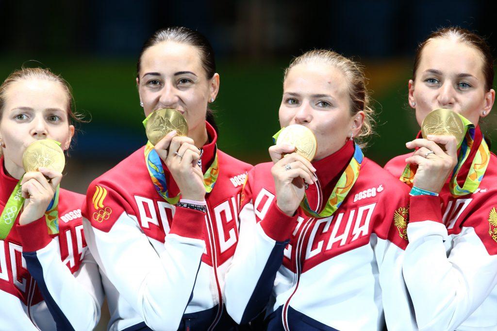 Закрытие Олимпиады: Россия заняла четвертое место в медальном зачете