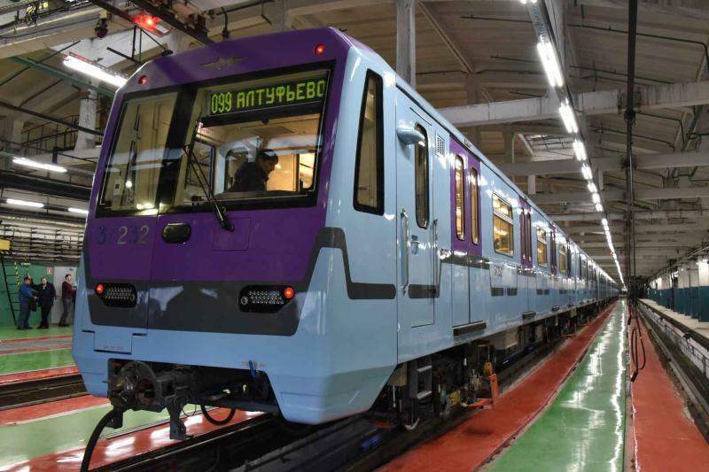 Участок «серой» ветки метро закроют на 6 августа