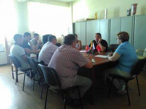 В Краснопахорском обсудили вопросы безопасности Фото: сайт администрации поселения Краснопахорское.