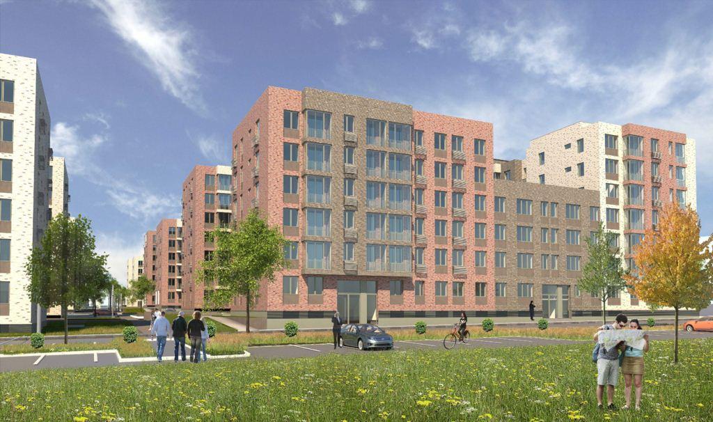 В Новой Москве возведут жилой квартал с европейской архитектурой