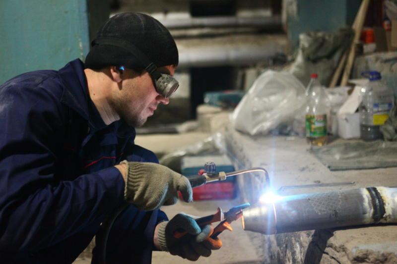 В Щербинке ведется капитальный ремонт 20 домов