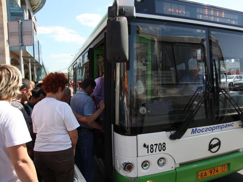 Изменен режим работы маршрута №809