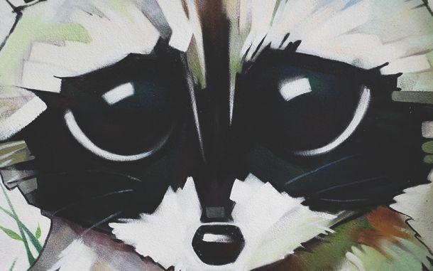 На трансформаторные подстанции в московских дворах нанесут граффити с животными