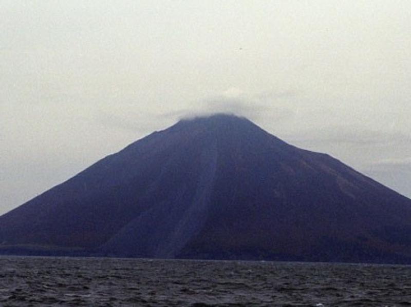 На одном из камчатских вулканов пропал альпинист