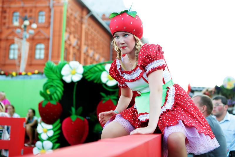 Костюмированный парад завершит фестиваль варенья