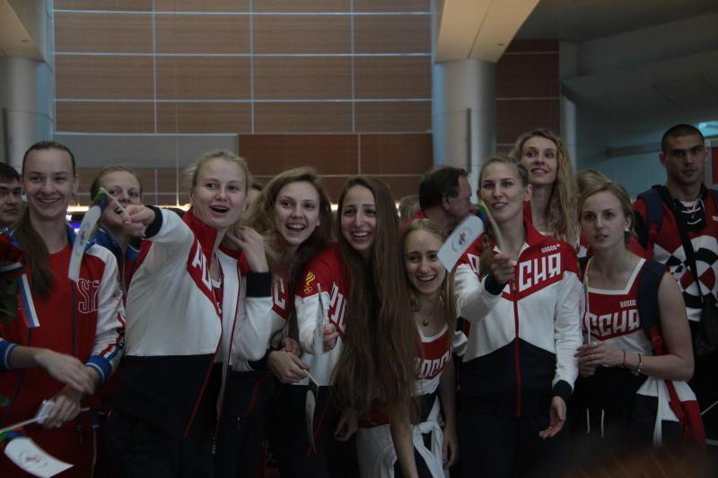 Гандболистки сборной России победили соперниц из Южной Кореи