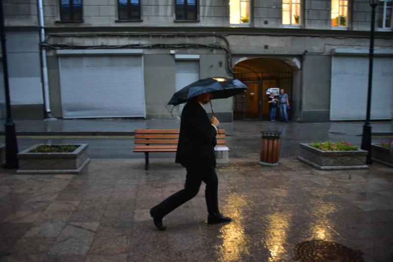 Самый дождливый август в Москве за 140 лет