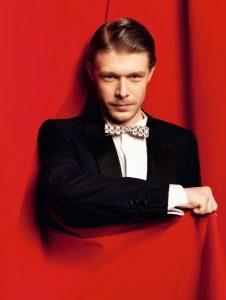 Актер театра и кино Никита Ефремов. Фото: kinopoisk.ru.
