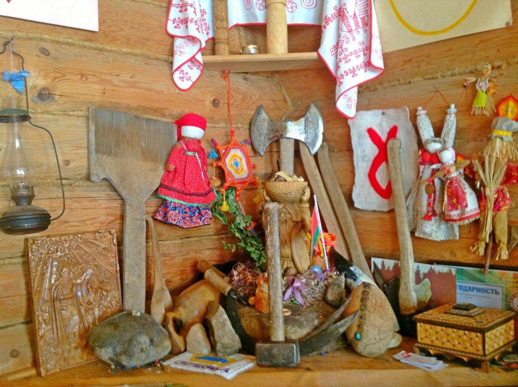 Дети из Московского отправятся на экскурсию в музей традиционной культуры