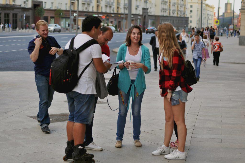 Молодые парламентарии приняли участие в акции «Олимпиада – 2020»