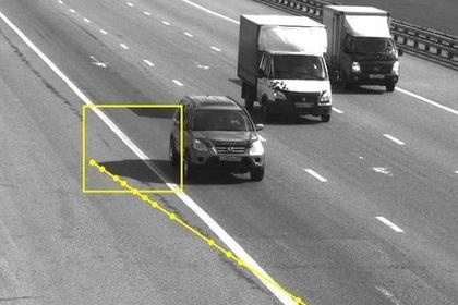 За «тень от автомобиля» в Москве оштрафовали уже четвертого водителя