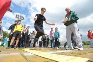 В Москве стартует новый проект «Спортивные субботы»