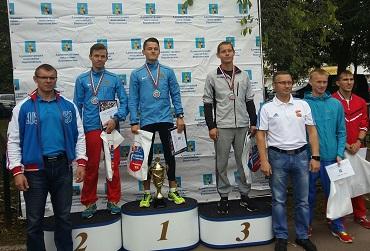 Финал Гран-при России по спортивной ходьбе прошел в Вороновском