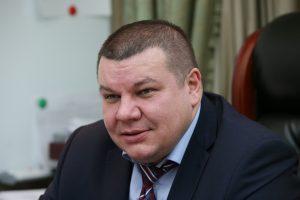 Владимир Грицаюк, руководитель дирекции по здравоохранению по ТиНАО. Фото: Виктор Хабаров