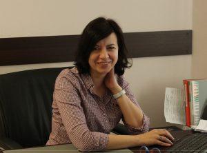 Ирина Осипова, руководитель Управления социальной защиты населения по ТиНАО.