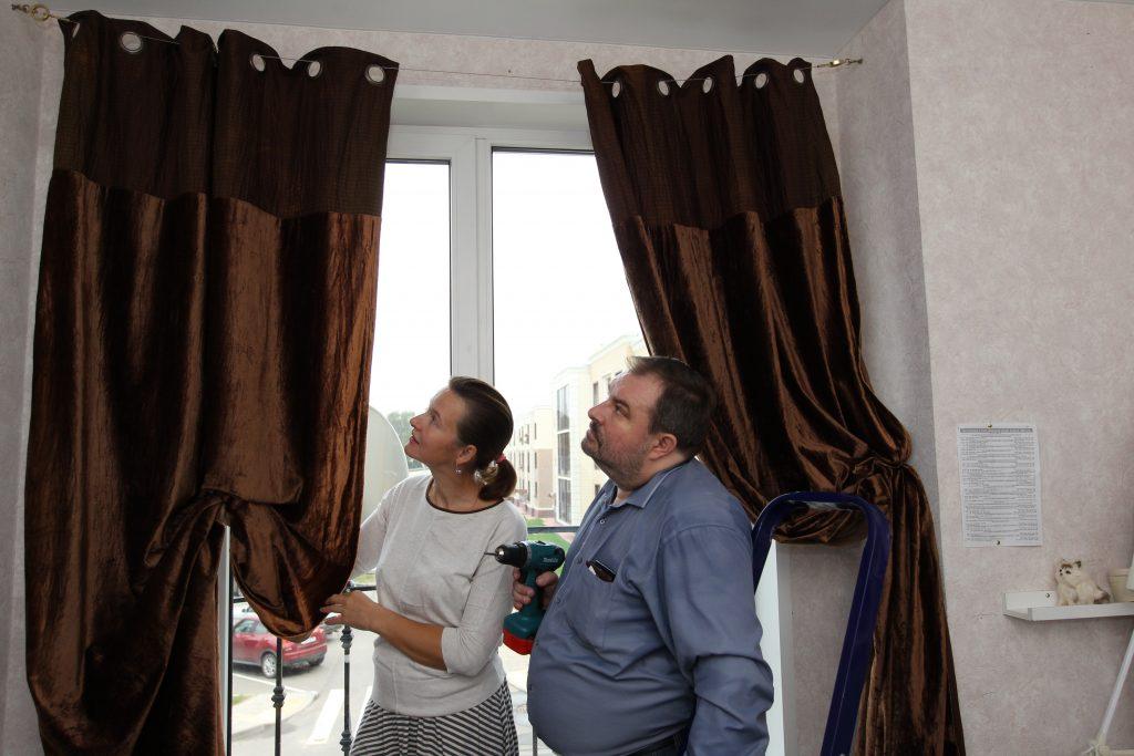 Наталье Зайцевой помог гражданин с шуруповертом