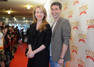 Российская актриса, известная по роли Кати из сериала «Кухня», Валерия Федорович.