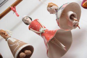 Интересный экземпляр Lady bell (леди-колокольчик). Фото: Дарья Демидова.