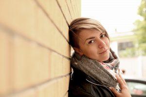 Кристина Киссер. Фото: Александра Петрова