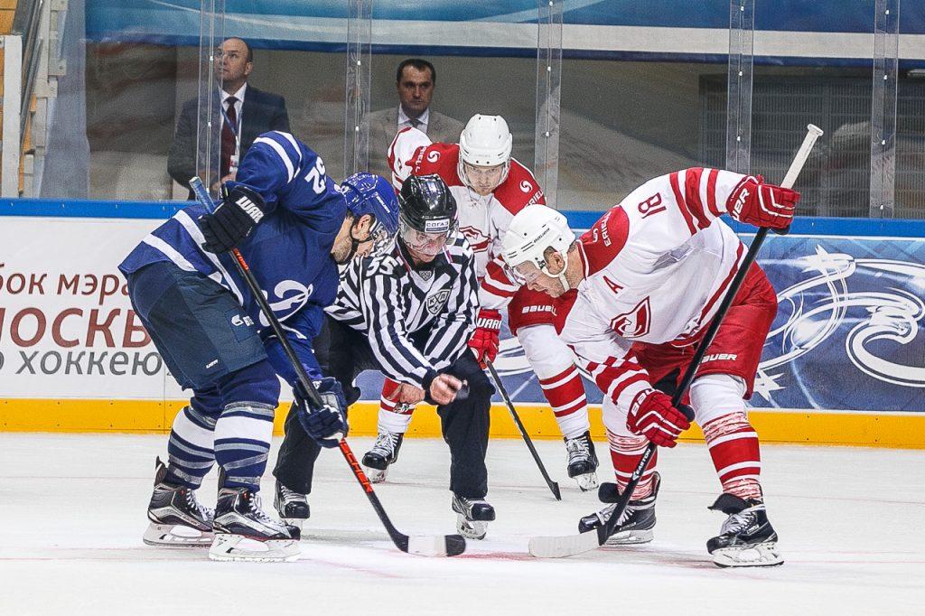 Сборная России по хоккею потерпела поражение