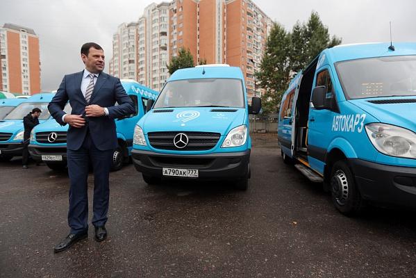 К 2017 году объявят конкурсы на обслуживание общественного транспорта частниками в новых округах