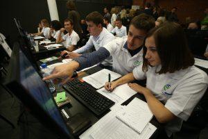 """Наблюдателей подготовят к выборам в Государственную думу. Фото: архив, """"Вечерняя Москва"""""""