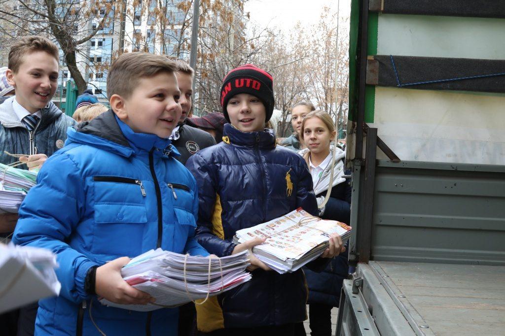 Роговские школьники побывают в музее мусора