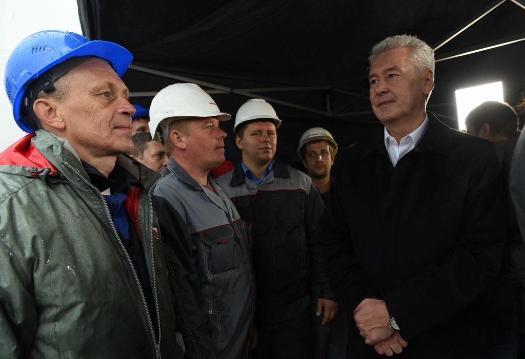 В Москве завершена программа реконструкции путепроводов для организации движения по МЦК