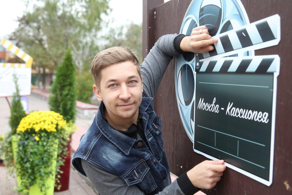 Актер из «Трех вокзалов» выбрал майку с Гагариным