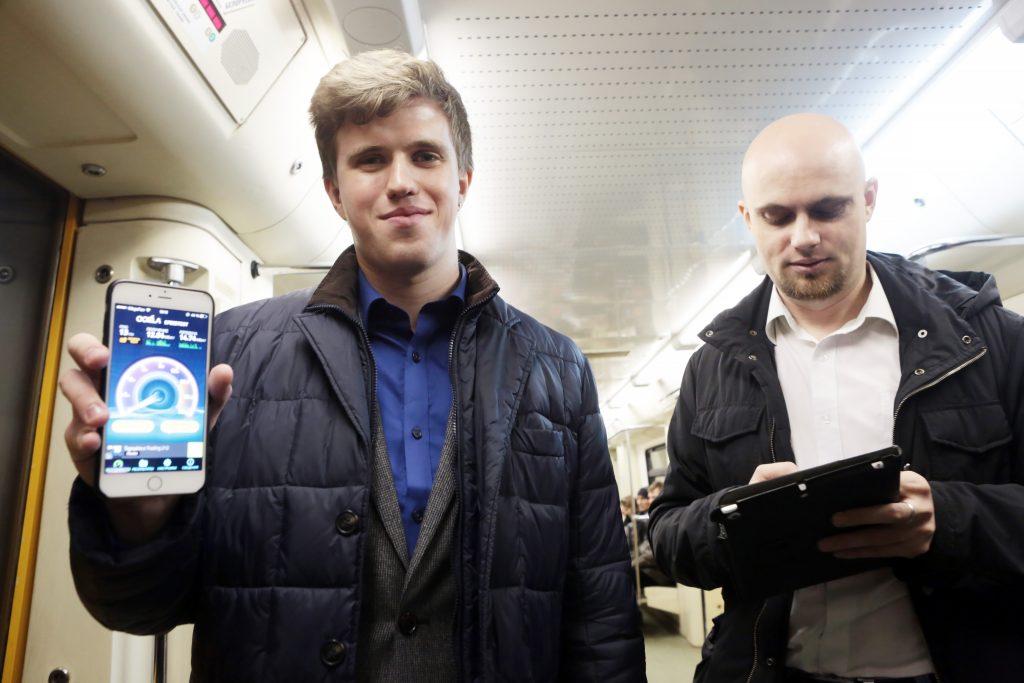 Wi-Fi в метро покажет видеолекции по бизнесу