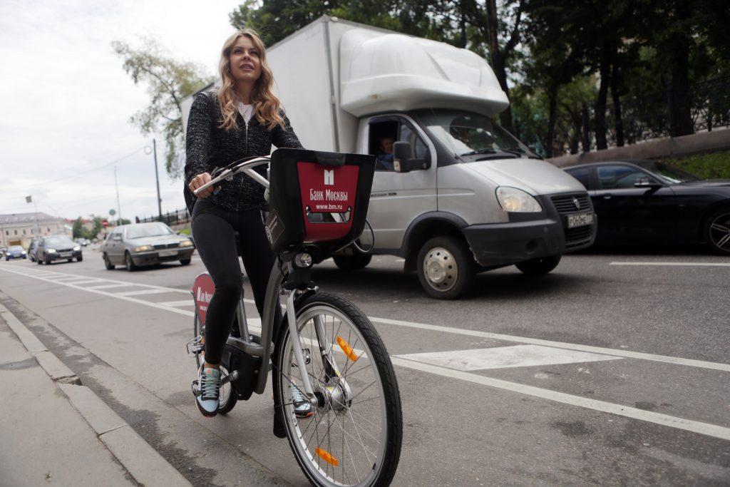 В Десеновском появится улица с велодорожкой