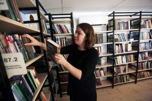 """Учебный год начнется знакомством с библиотекой. Фото: архив """"Вечерняя Москва""""."""