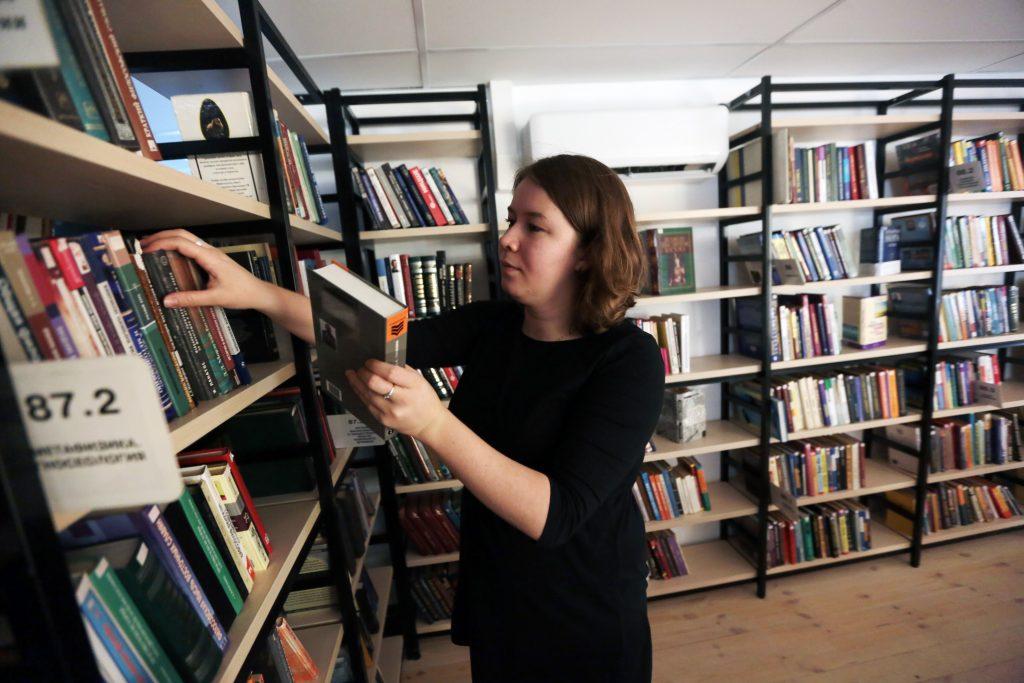 Учебный год начнется знакомством с библиотекой