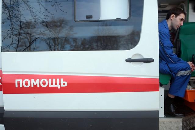 Экстренные службы Москвы прибыли на место гибели пяти человек в рухнувшем лифте