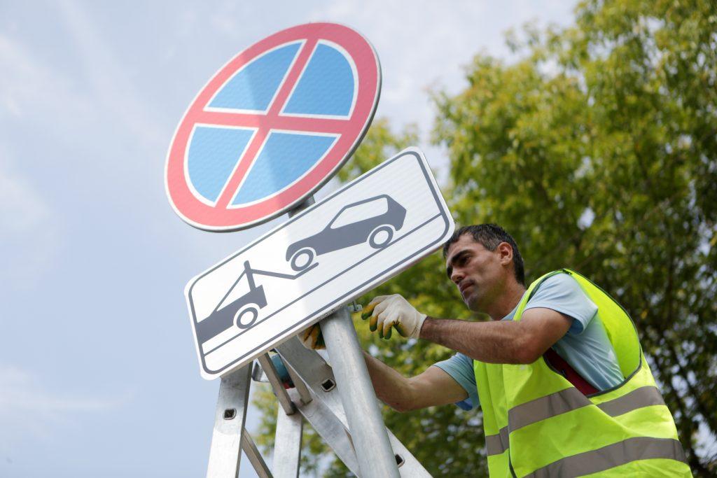 Более тысячи километров дорог оптимизируют в новых округах в следующем году