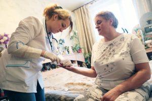 """В """"Больнице """"Кузнечики"""" жители смогут проверить состояние здоровья. Фото: архив, """"Вечерняя Москва"""""""