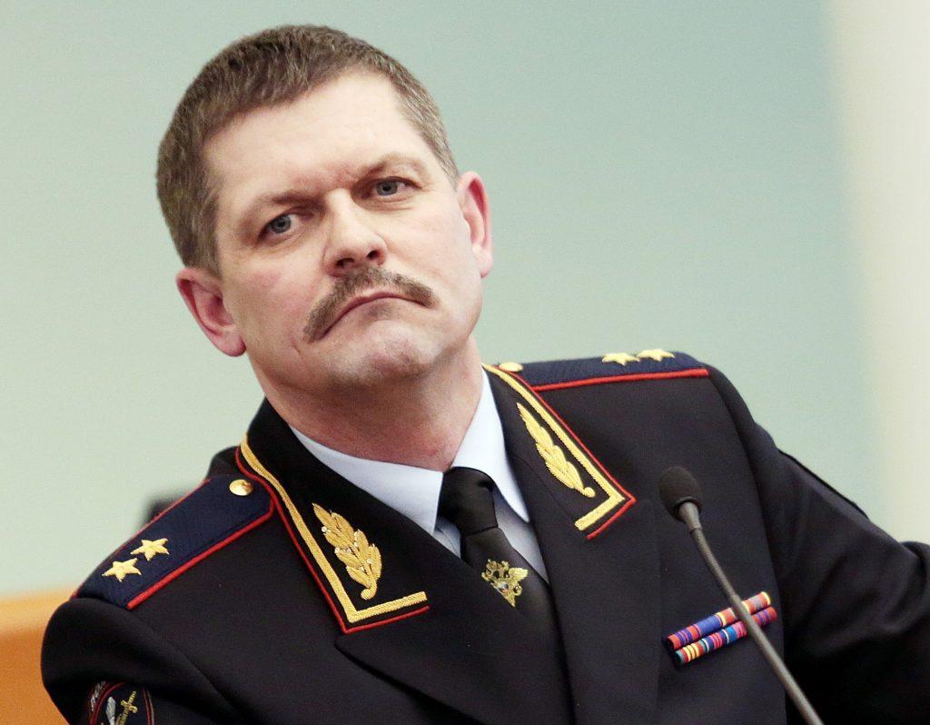 Глава московской полиции Анатолий Якунин намерен покинуть пост