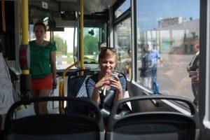 В деревню Богоявление будут заезжать автобусы маршрута №1004. Фото архивное