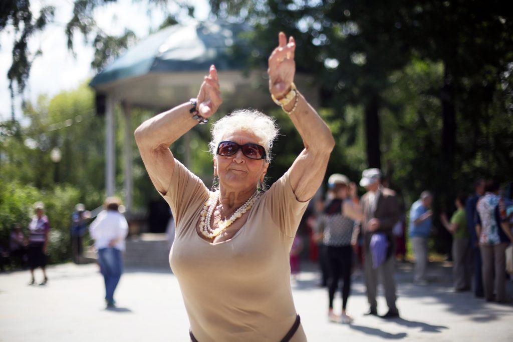 В Марушкинском поздравят супербабушек