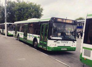 """На автобусном маршруте №874 в сентябре произойдут изменения. Фото: архив, """"Вечерняя Москва""""."""