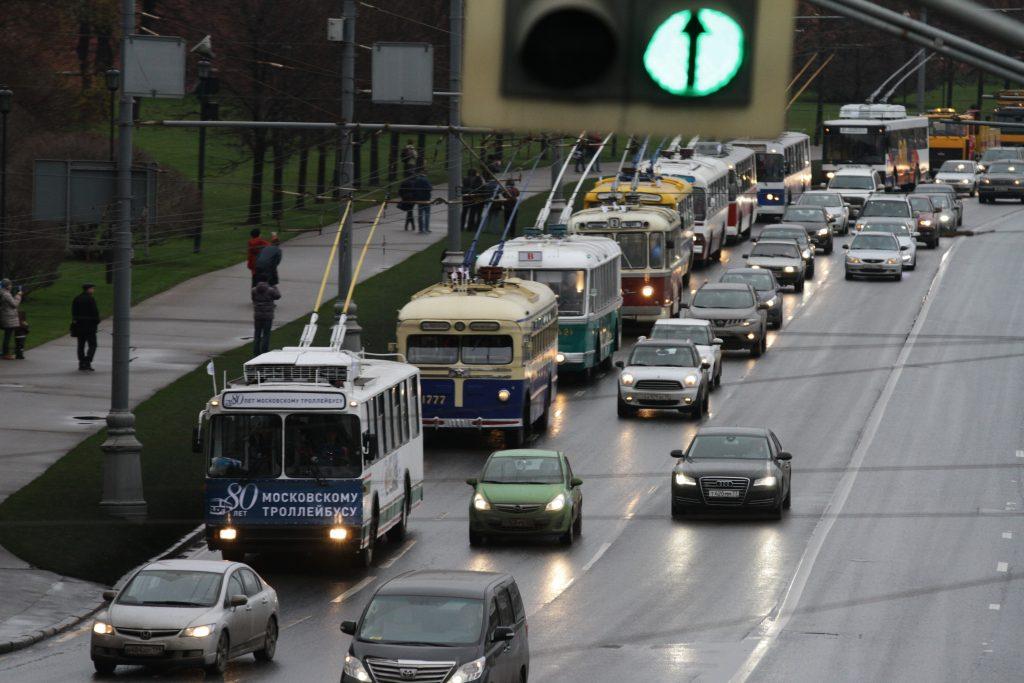 Общественный транспорт из Новой Москвы будет ходить в центр столицы по выделенной полосе