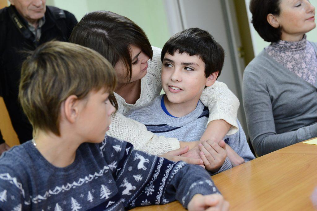 Воспитанники Филимонковского детского дома открыли фотовыставку