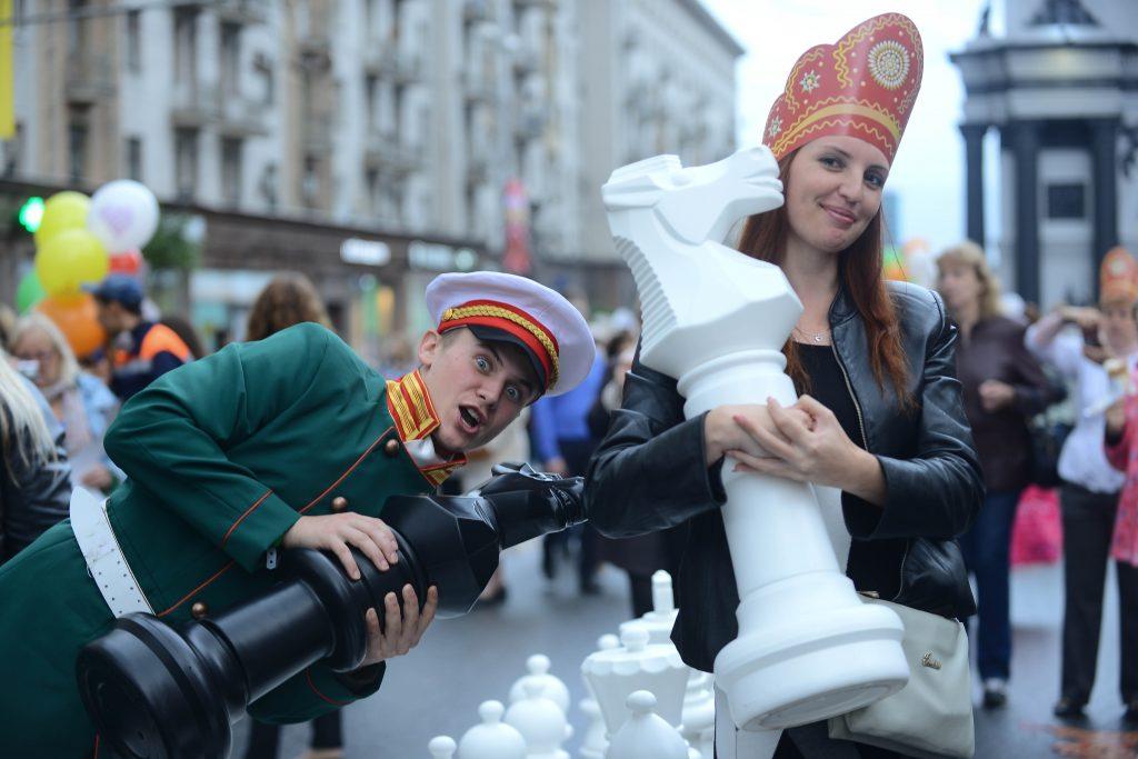 В связи с празднованием Дня города в Новой Москве будут частично перекрыты дороги