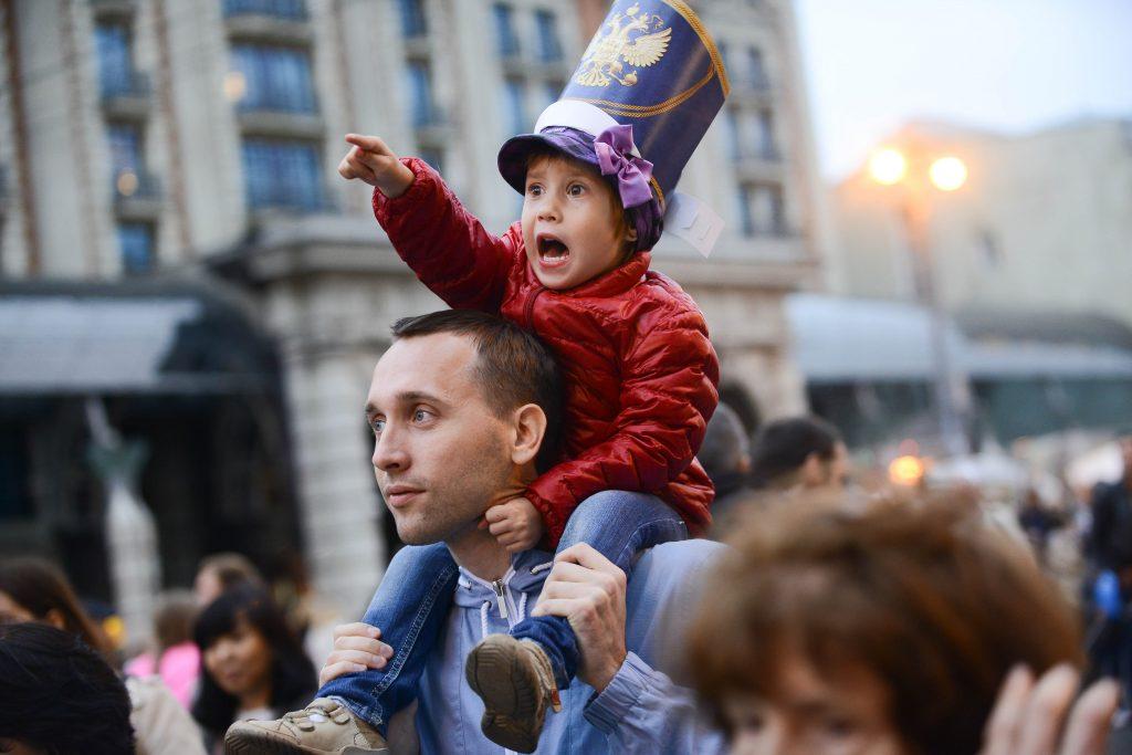 Мероприятия в День города Москвы посетили 11,5 млн человек. Фото: архив, «Вечерняя Москва»