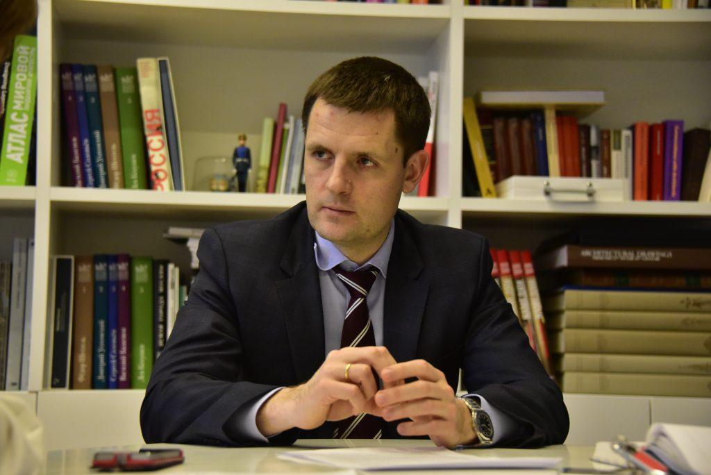 Главный архитектор Москвы рассказал о важности образования для профессии