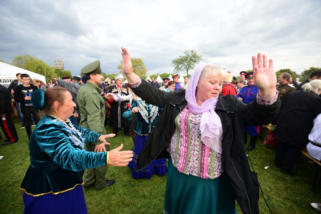 В Царицыне пройдет праздник казачества