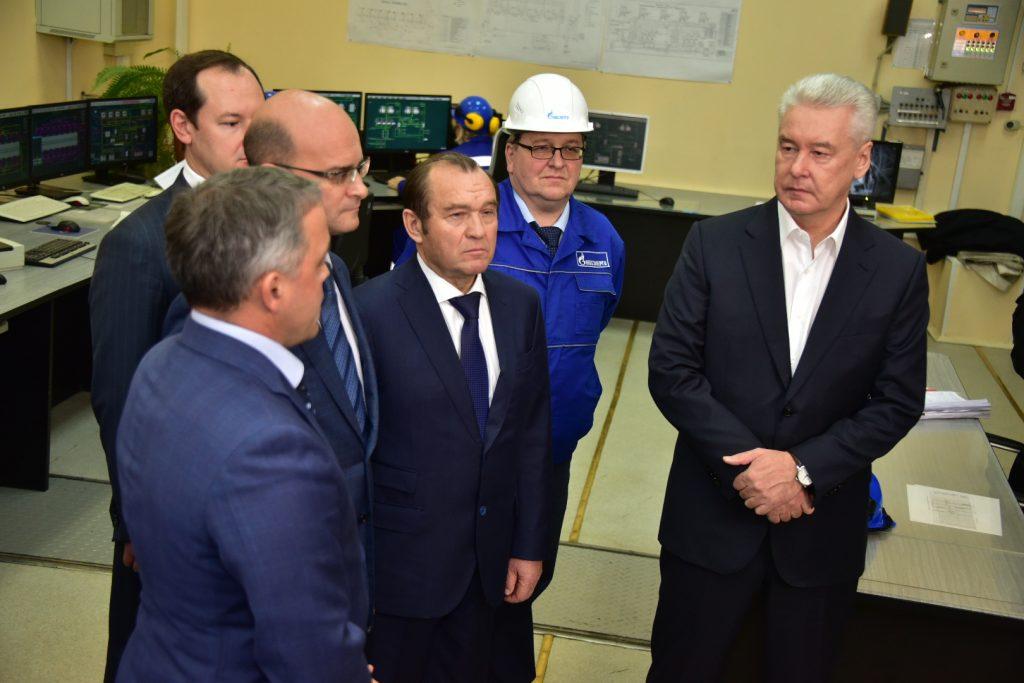 Собянин: Москва досрочно начала отопительный сезон